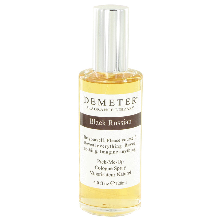 Demeter by Demeter Black Russian Cologne Spray 4 oz for Women