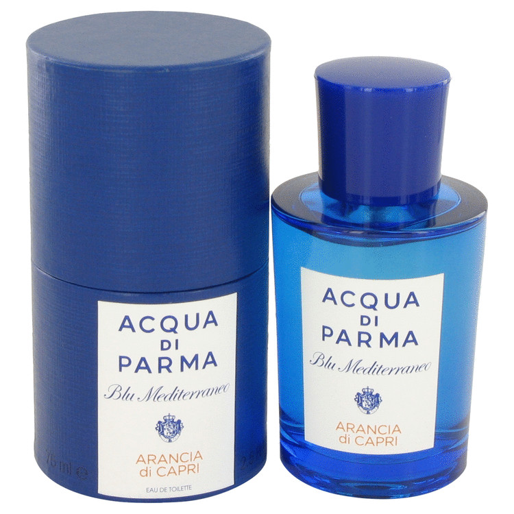 Blu Mediterraneo Arancia Di Capri by Acqua Di Parma Eau De Toilette Spray 2.5 oz for Women