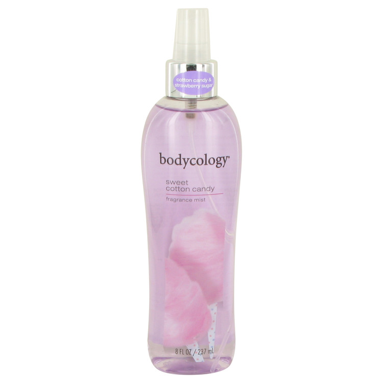 Bodycology Sweet Cotton Candy by Bodycology Body Mist 8 oz for Women