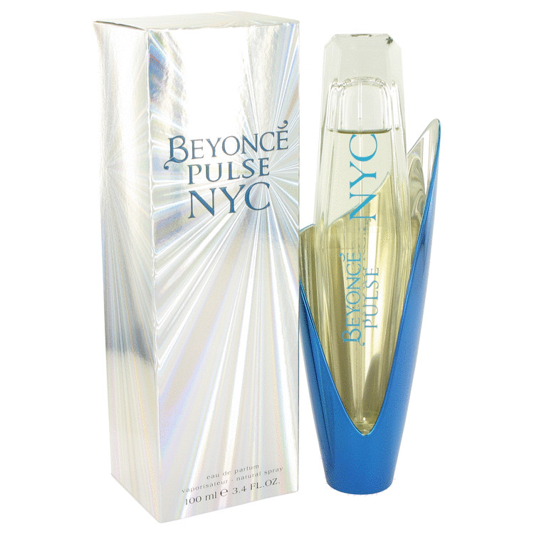 Beyonce Pulse NYC by Beyonce Eau De Parfum Spray 3.4 oz for Women