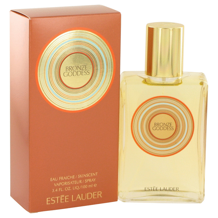 Bronze Goddess by Estee Lauder Eau Fraiche Skinscent Spray 3.4 oz for Women