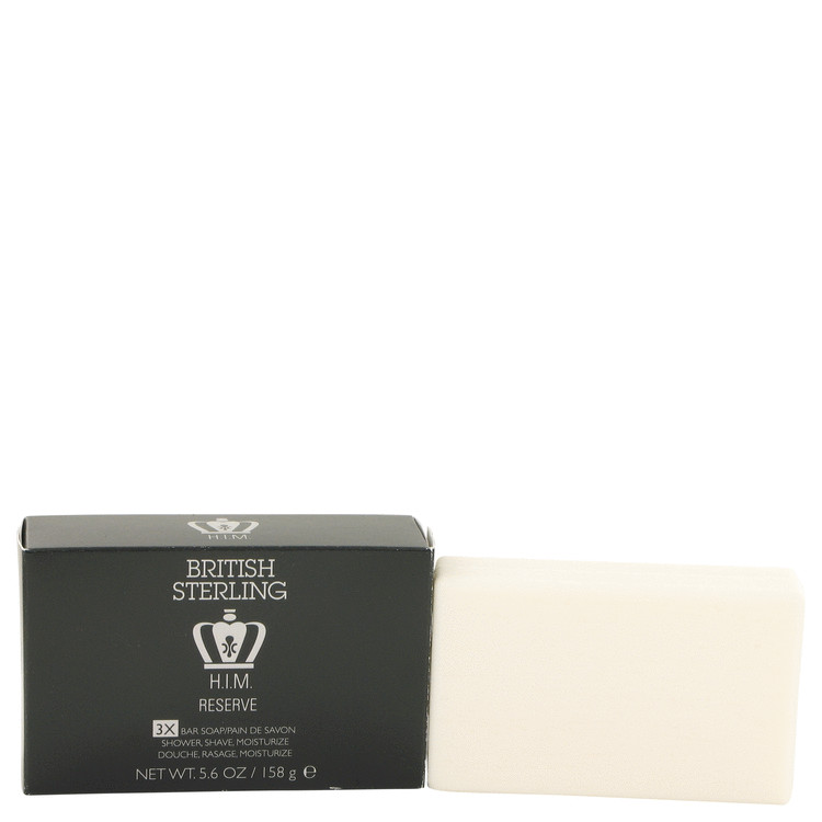 British Sterling Him Private Stock by Dana Shower and Shave Soap 5.6 oz for Men