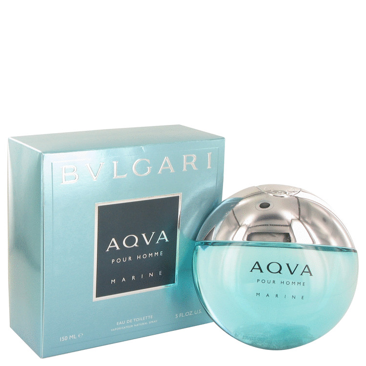 Bvlgari Aqua Marine by Bvlgari Eau De Toilette Spray 5 oz for Men