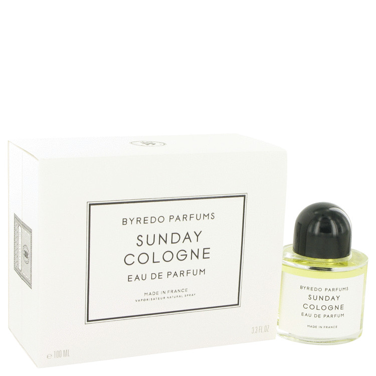 Byredo Sunday Cologne by Byredo Eau De Parfum Spray (Unisex) 3.4 oz for Women
