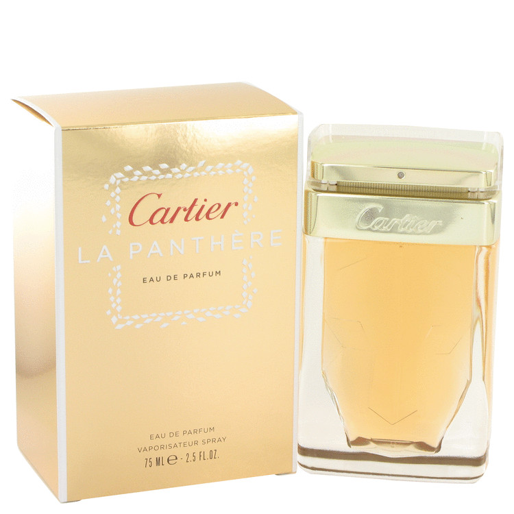 Cartier La Panthere by Cartier Eau De Parfum Spray 2.5 oz for Women