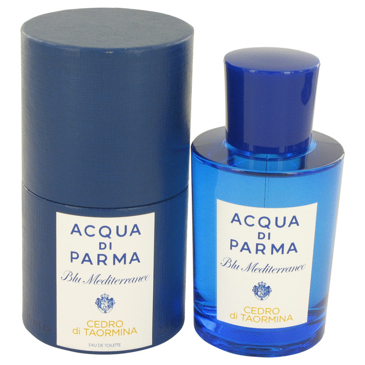 Blu Mediterraneo Cedro Di Taormina by Acqua Di Parma Eau De Toilette Spray (Unisex) 2.5 oz for Women