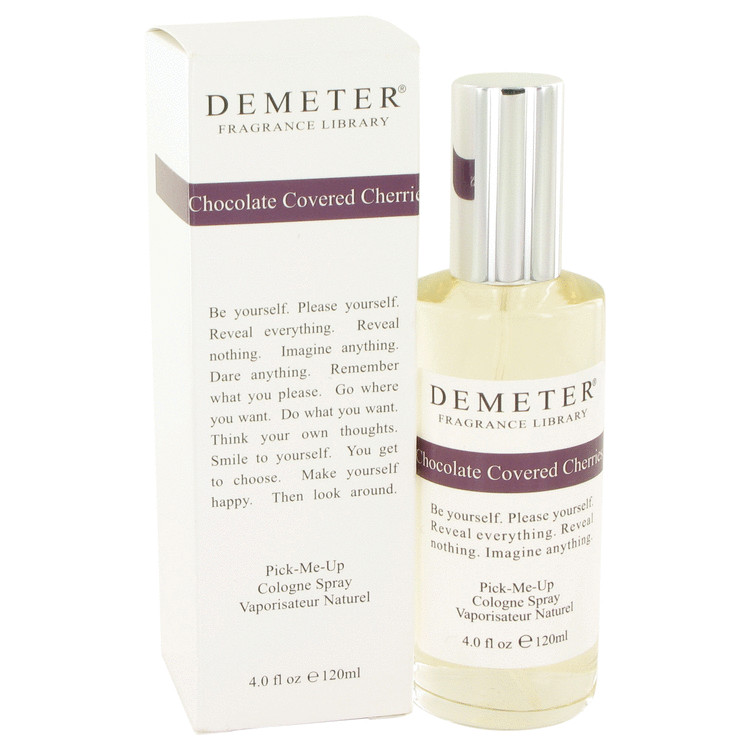 Demeter by Demeter Chocolate Covered Cherries Cologne Spray 4 oz for Women