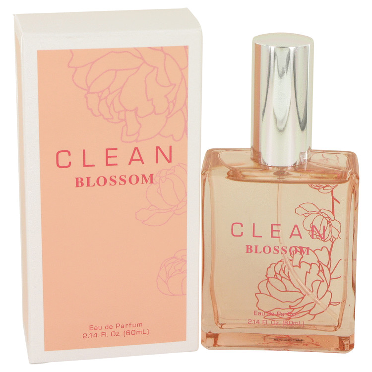 Clean Blossom by Clean Eau De Parfum Spray 2.14 oz for Women