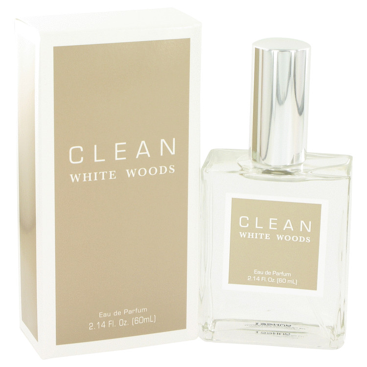 Clean White Woods by Clean Eau De Parfum Spray (Unisex) 2.14 oz for Women