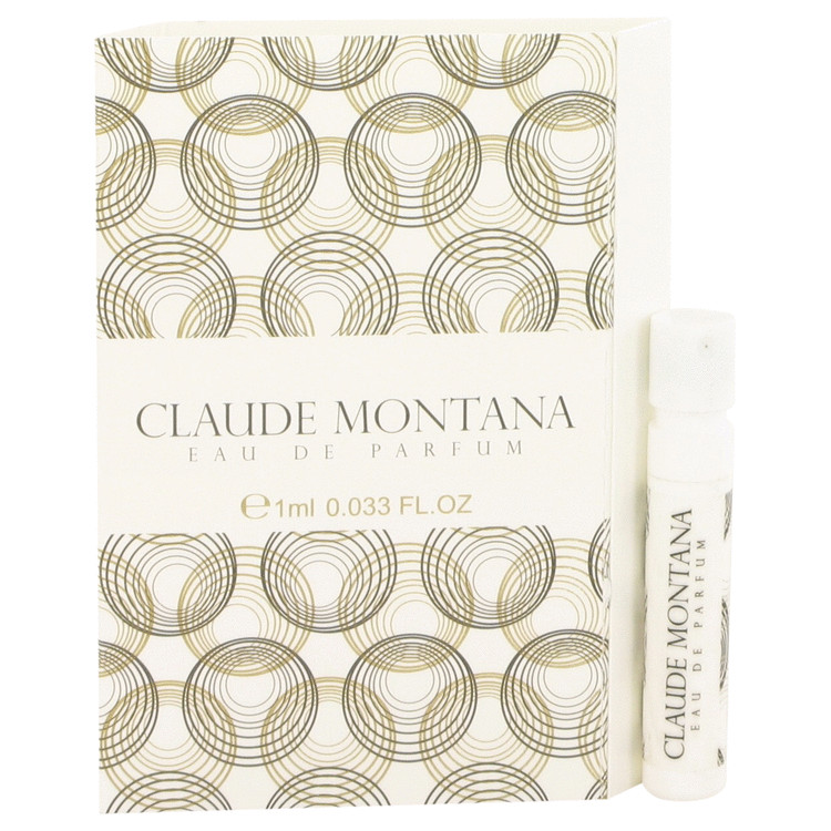Claude Montana by Montana Vial (Sample) .03 oz for Women