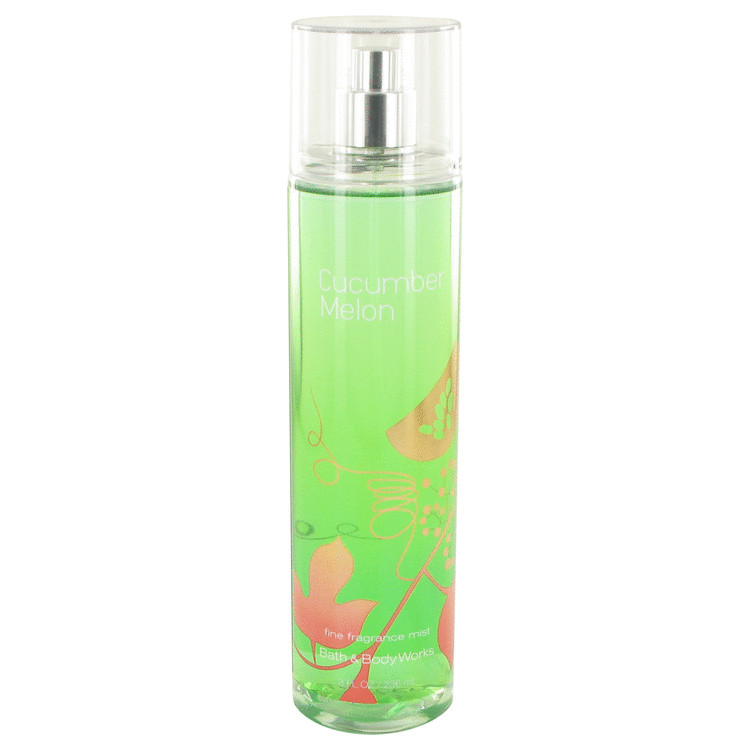 Cucumber Melon by Bath & Body Works Fine Fragrance Mist 8 oz for Women