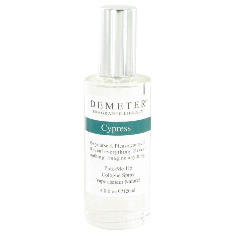 Demeter by Demeter Cypress Cologne Spray 4 oz for Women