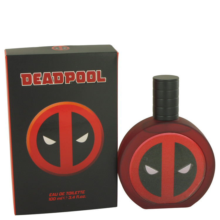 Deadpool by Marvel Eau De Toilette Spray 3.4 oz for Men