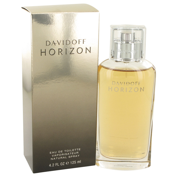 Davidoff Horizon by Davidoff Eau De Toilette Spray 4.2 oz for Men