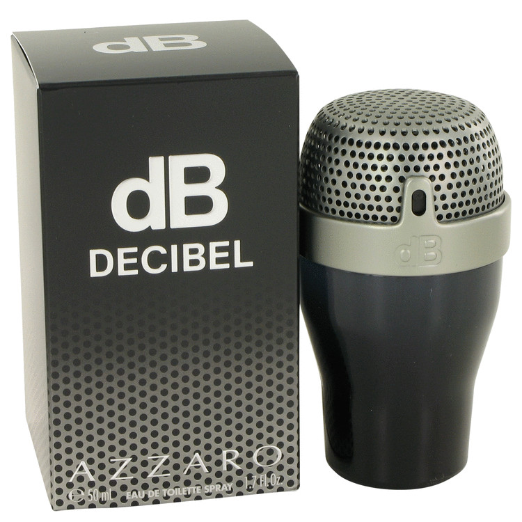 DB Decibel by Azzaro Eau De Toilette Spray 1.7 oz for Men