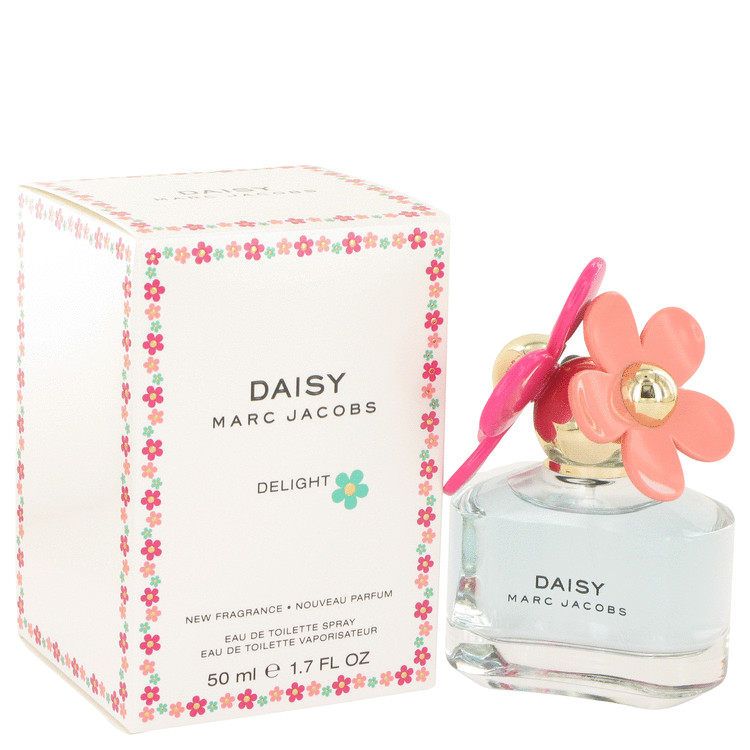 Daisy Delight by Marc Jacobs Eau De Toilette Spray 1.7 oz for Women