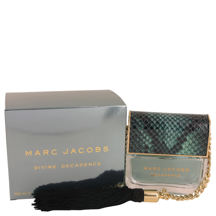 Divine Decadence by Marc Jacobs Eau De Parfum Spray 3.4 oz for Women