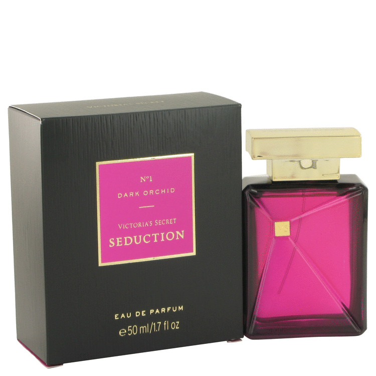Dark Orchid Seduction by Victoria's Secret Eau De Parfum Spray 1.7 oz for Women