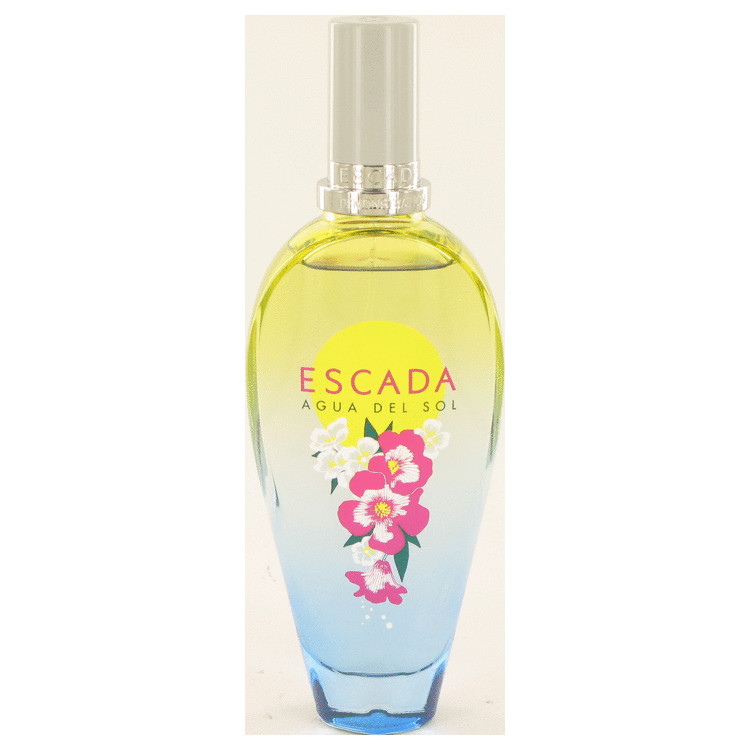 Escada Agua Del Sol by Escada Eau De Toilette Spray (Tester) 3.3 oz for Women