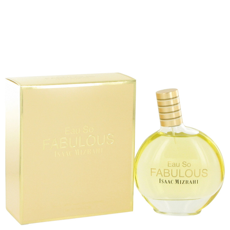 Eau So Fabulous by Isaac Mizrahi Eau De Toilette Spray 3.4 oz for Women