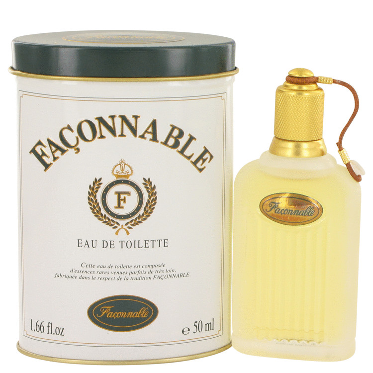FACONNABLE by Faconnable Eau De Toilette 1.7 oz for Men