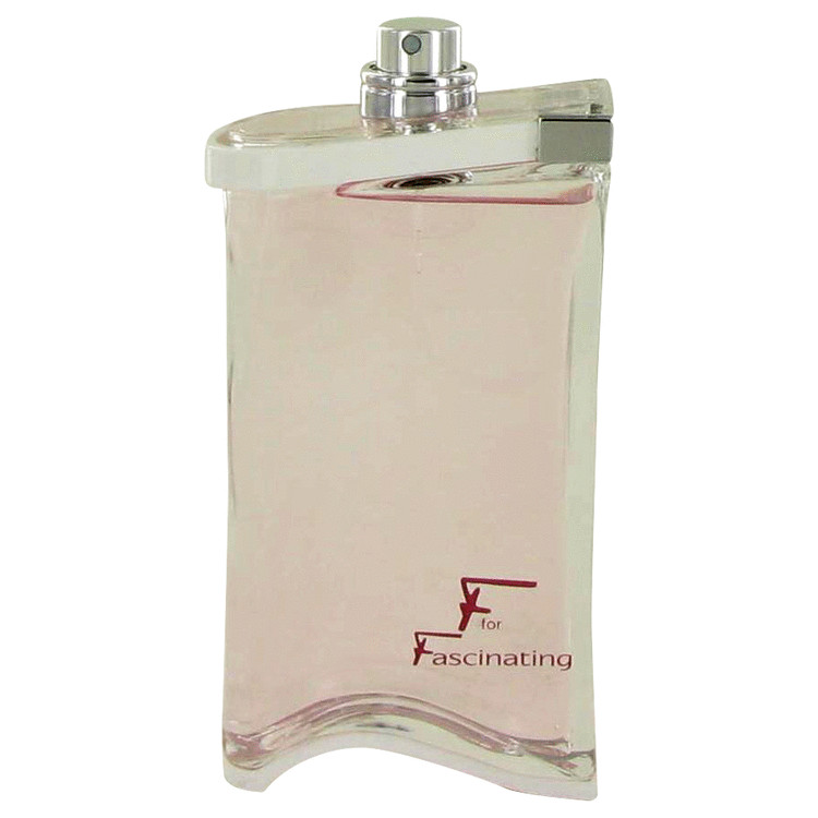 F for Fascinating by Salvatore Ferragamo Eau De Toilette Spray (Tester) 3 oz for Women
