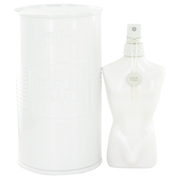 Fleur Du Male by Jean Paul Gaultier Eau De Toilette Spray 2.5 oz for Men