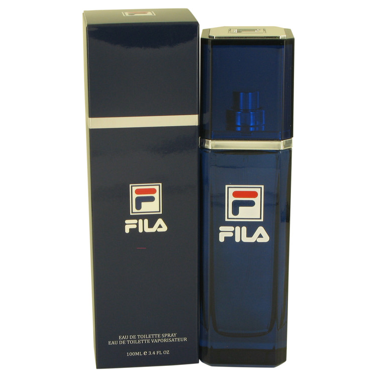 Fila by Fila Eau De Toilette Spray 3.4 oz for Men