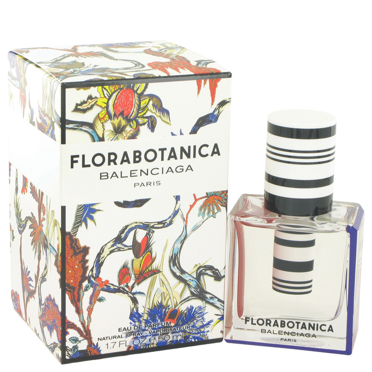 Florabotanica by Balenciaga Eau De Parfum Spray 1.7 oz for Women