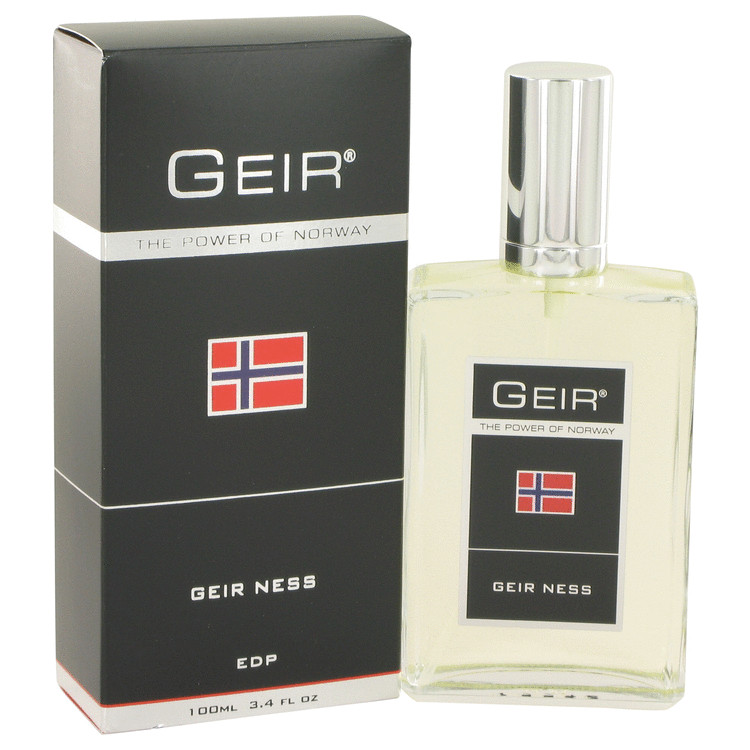Geir by Geir Ness Eau De Parfum Spray 3.4 oz for Men