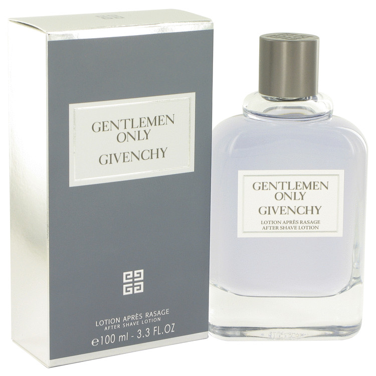 Gentlemen Only by Givenchy After Shave 3.4 oz for Men