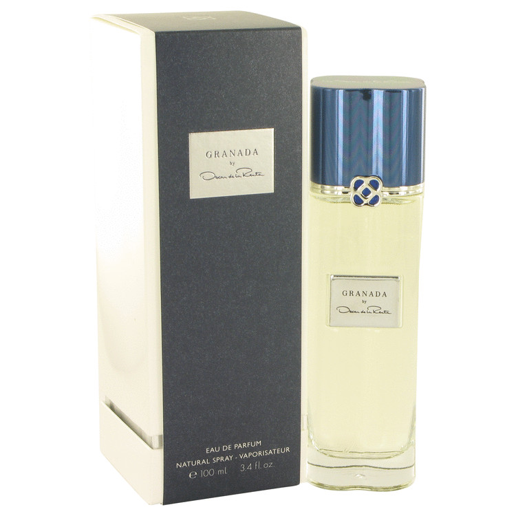 Granada by Oscar De La Renta Eau De Parfum Spray 3.4 oz for Women