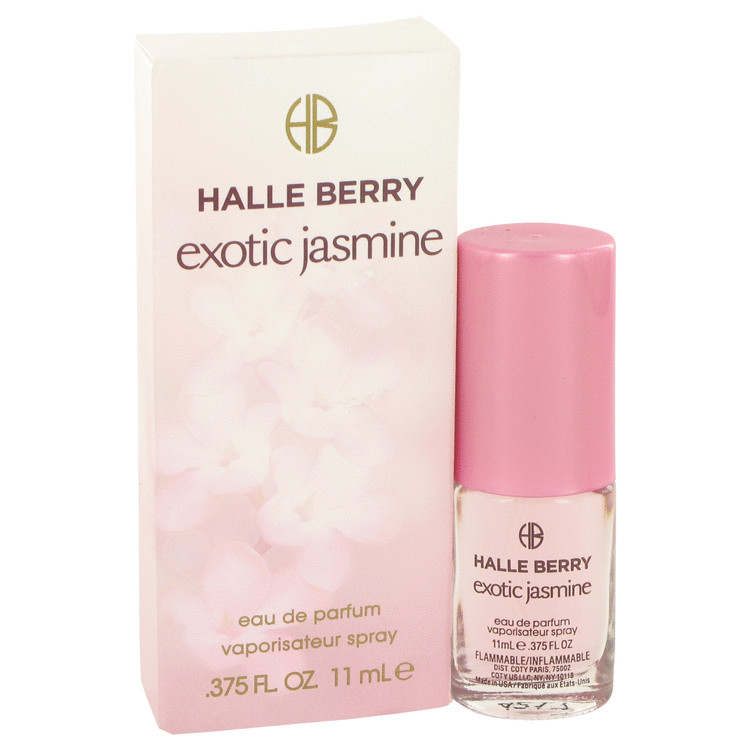 Halle Berry Exotic Jasmine by Halle Berry Eau De Parfum Spray .375 oz for Women
