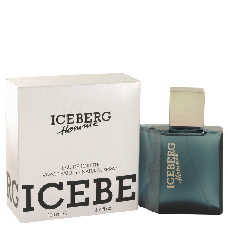 Iceberg Homme by Iceberg Eau De Toilette Spray 3.4 oz for Men