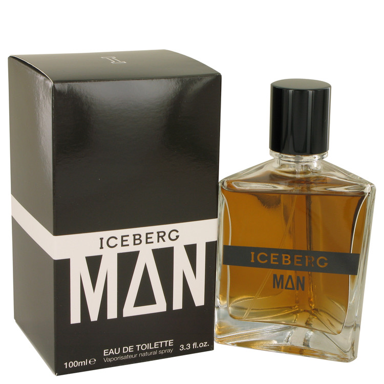 Iceberg Man by Iceberg Eau De Toilette Spray 3.3 oz for Men