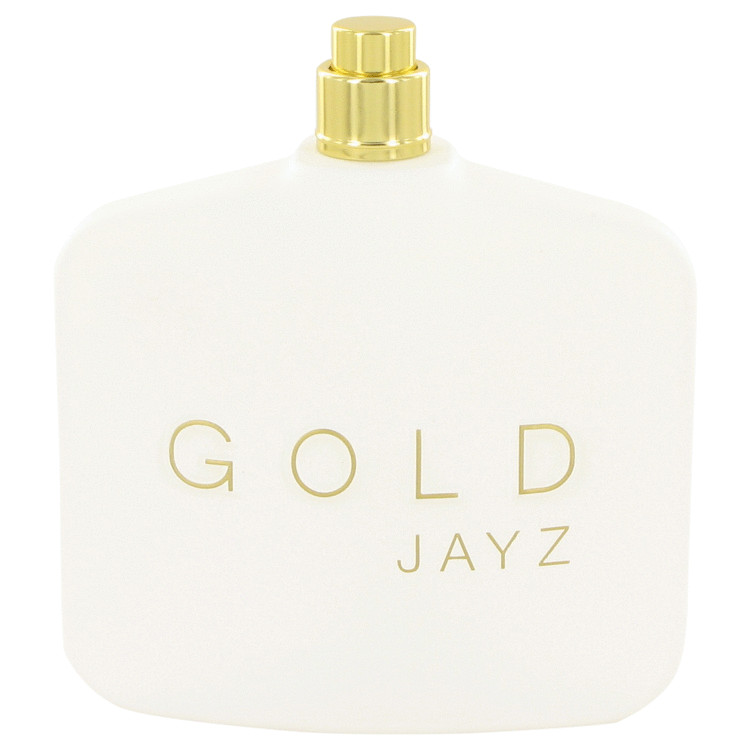 Gold Jay Z by Jay-Z Eau De Toilette Spray (Tester) 3 oz for Men