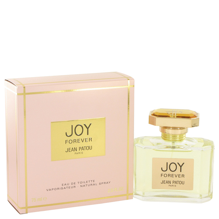 Joy Forever by Jean Patou Eau De Toilette Spray 2.5 oz for Women