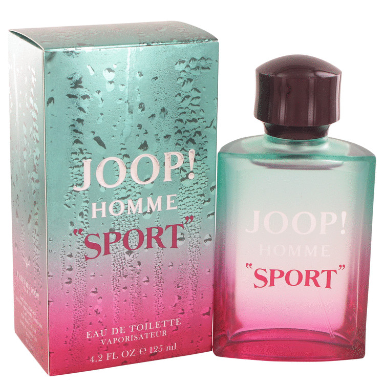 Joop Homme Sport by Joop! Eau De Toilette Spray 4.2 oz for Men