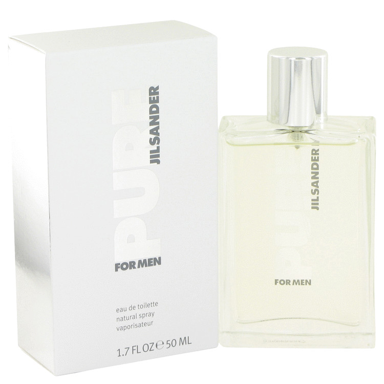 Jil Sander Pure by Jil Sander Eau De Toilette Spray 1.7 oz for Men