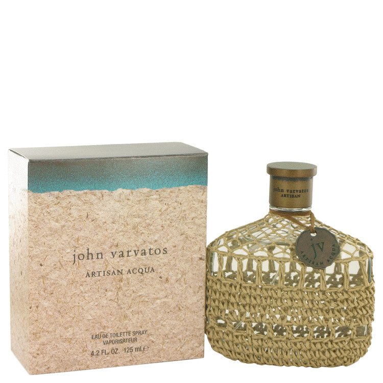 John Varvatos Artisan Acqua by John Varvatos Eau De Toilette Spray 4.2 oz for Men
