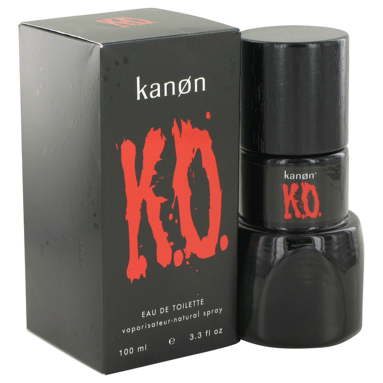 Kanon Ko by Kanon Eau De Toilette Spray 3.3 oz for Men