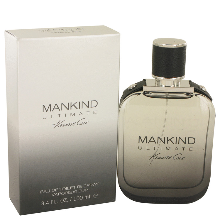 Kenneth Cole Mankind Ultimate by Kenneth Cole Eau De Toilette Spray 3.4 oz for Men