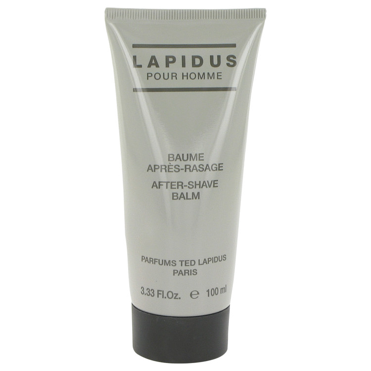 LAPIDUS by Ted Lapidus After Shave Balm 3.4 oz for Men