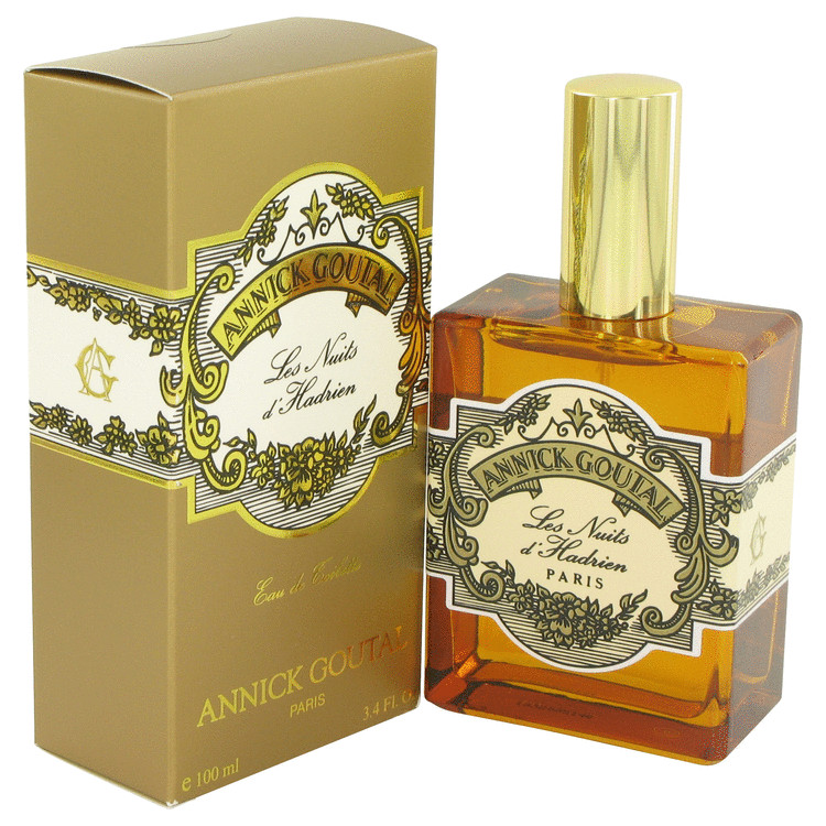 Les Nuits d'Hadrien by Annick Goutal Eau De Toilette Spray 3.4 oz for Men