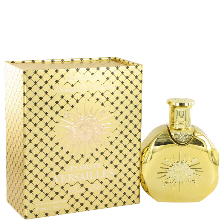 Les Ors De Versailles by Parfums Du Chateau De Versailles Eau De Parfum Spray 3.4 oz for Women