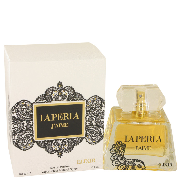 La Perla J'aime Elixir by La Perla Eau De Parfum Spray 3.3 oz for Women
