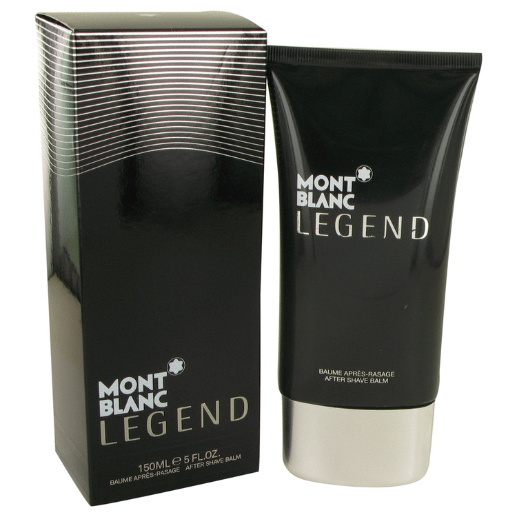 MontBlanc Legend by Mont Blanc After Shave Balm 5 oz for Men