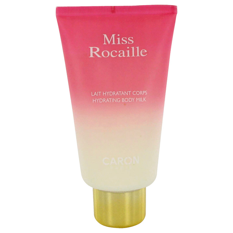 Miss Rocaille by Caron Body Milk 5 oz for Women