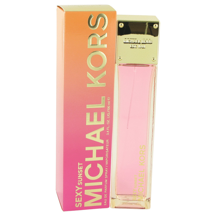 Michael Kors Sexy Sunset by Michael Kors Eau De Parfum Spray 3.4 oz for Women
