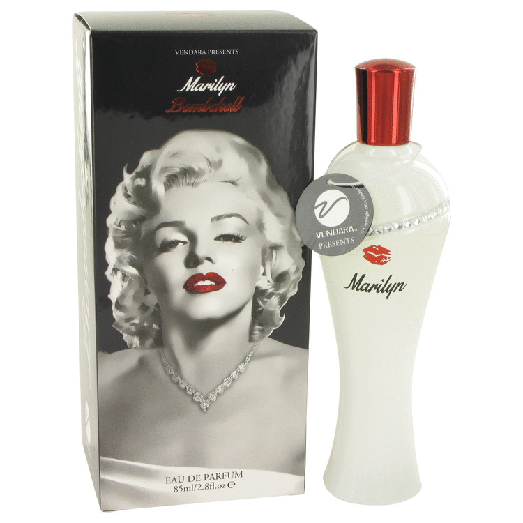 MARILYN MONROE Bombshell by CMG Worldwide Eau De Parfum Spray 2.8 oz for Women